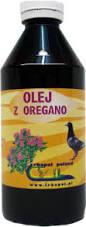 Irbapol Olej z oregano 250ML