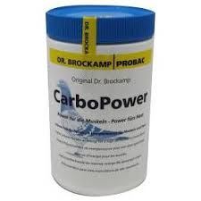 Dr Brockamp Carbo Power 500g