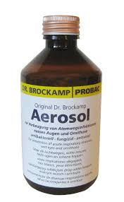 Dr Brockamp Aerosol 250ml