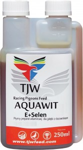 TJW Aquawit E + Selen 250ML preparat witaminowy